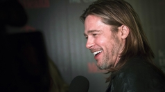 Brad Pitt attends Killing Them Softly premiere in New York