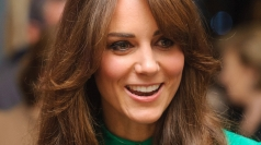 Duchess of Cambridge debuts new hairstyle