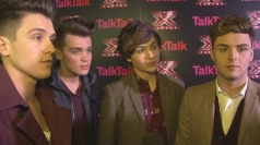 Union J react to One Direction and The Wanted's online spat.
