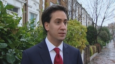 Miliband: PM must back Leveson's proposal