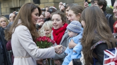 Royal baby: Kate and Wills talk babies in archive interview