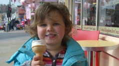 Emma Lifsey, 4, died in the collision.