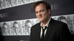 Quentin Tarantino receives MoMA honour.