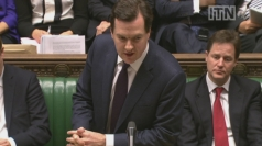 Osborne: Economy shrank more than expected