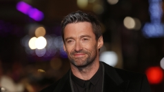 Hugh Jackman interview at the Les Misérables premiere