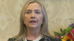 Hillary Clinton: More work needed for Northern Ireland peace