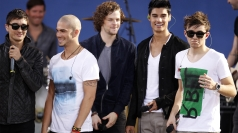 The Wanted talk Lindsay Lohan and One Direction