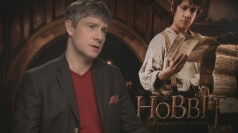 Hobbit star Martin Freeman talks global fame