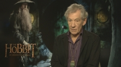 Sir Ian McKellen on playing Gandalf again
