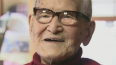 Japanese man becomes oldest person in the world
