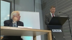 "Pollard review: Savile decision plunged BBC into ""chaos"""