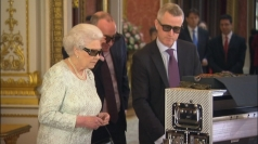 Queen praises London 2012 athletes in Christmas message