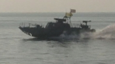 Iran shows defence capabilities in the Strait of Hormuz