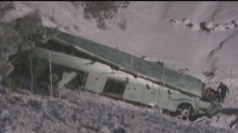 Nine killed in Oregon bus crash