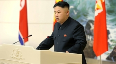 North Korea's Kim Jong-un makes a rare New Year's speech