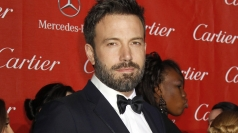 Ben Affleck honoured at the Palm Springs Film Festival
