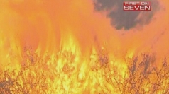 Australian wildfires: Temperatures set to reach 50 C
