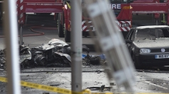 Vauxhall helicopter crash situation 'changing every moment'