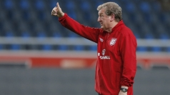 Hodgson determined to qualify for World Cup