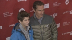 McConaughey brings Mud to Sundance