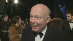 NTAs: Downton creator Julian Fellowes talks series four