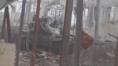 Syria: Amateur footage shows ongoing conflict