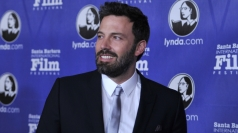 Ben Affleck honoured at Santa Barbara Film Festival.