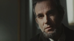 Daniel Day-Lewis talks about Oscar nominated Lincoln role