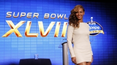Beyonce shares Super Bowl rehearsal footage