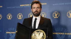 Ben Affleck wins Directors Guild Award for Argo