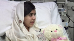 Surgeons pleased with Malala progress after skull operation