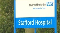 The report into Stafford Hospital is due to be published.
