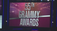 Preparations underway for Grammy Awards