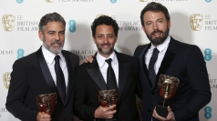 BAFTAs 2013: Argo wins Best Film