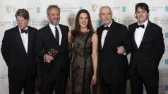 BAFTAs 2013: Skyfall wins Outstanding British Film