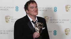 BAFTAs 2013: Quentin Tarantino wins best Original Screenplay