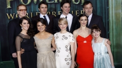 James Franco and Rachel Weisz attend Oz premiere