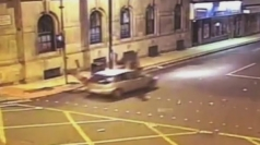 DRAMATIC CCTV FOOTAGE: Police release video of hit and run