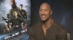 The Rock on GI Joe: Retaliation