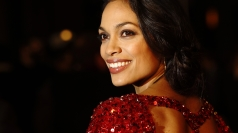 Rosario Dawson on her love for London