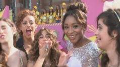 Fifth Harmony obsess over One Direction at the KCAs