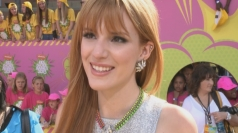 Disney's Bella Thorne's girl crush on Jennifer Lawrence!