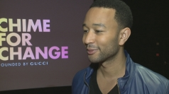 John Legend launches Chime for Change concert
