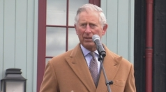 Prince Charles: Cadets invited me to do assault course