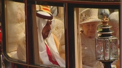 Queen welcomes UAE President