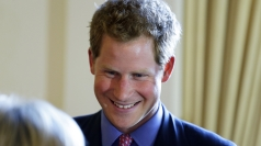 Prince Harry at White House reception