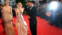 Nicole Kidman and Leonardo DiCaprio at Cannes