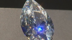 Flawless diamond sold for millions: World auction record