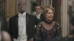 Diddy in Downton Abbey