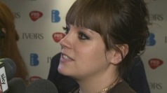 The Ivor Novellos: Lily Allen on motherhood and new music